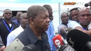 PR inaugura complexo industrial em Benguela