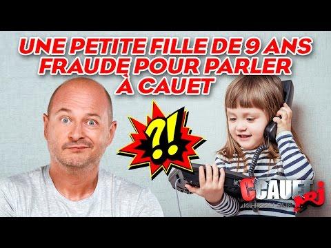 Une petite fille de 9 ans fraude pour parler à Cauet - C'Cauet sur NRJ