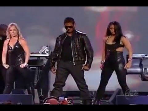 Usher Love In This Club  on Jimmy Kimmel 2008