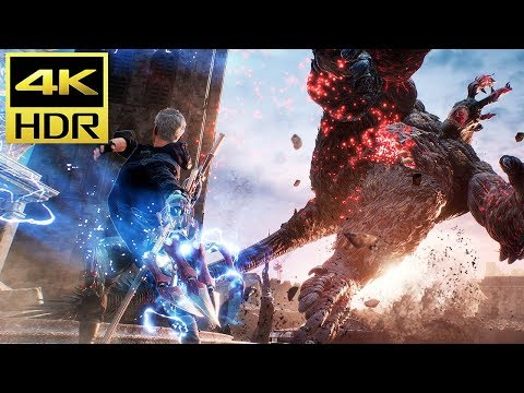 Devil May Cry  – Actual Gameplay and Its Awesome