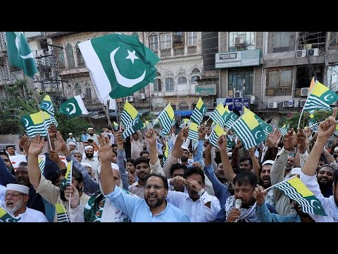 France 24:Kashmir crisis: what's going on and why does it matter?