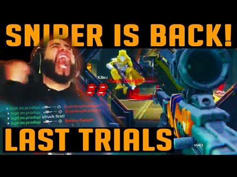 DESTINY TRIALS OF OSIRIS w/ SNIPER!! (9-0 trials of osiris flawless run)