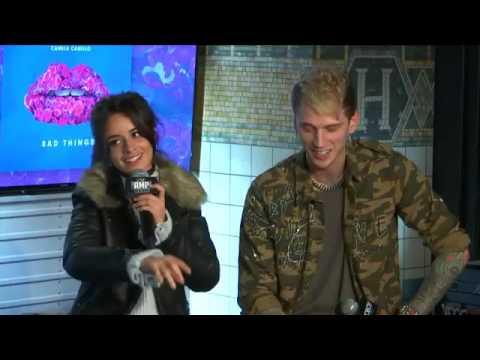 Camila Cabello & Machine Gun Kelly - Facebook Livestream (11/02)