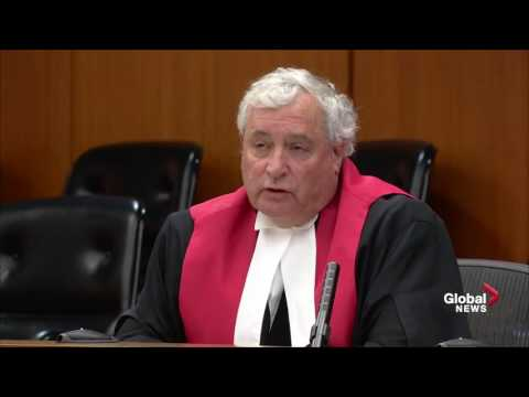 Travis Vader full verdict delivered on-camera in historic case