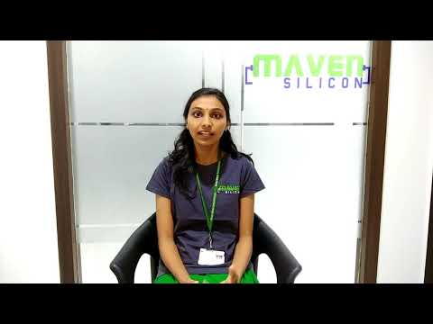 Maven Silicon VLSI Training Institute Review :: Sneha got placed at L&T Technology Services