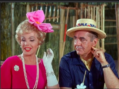 Image result for thurston howell III and his shovel on gilligan's island