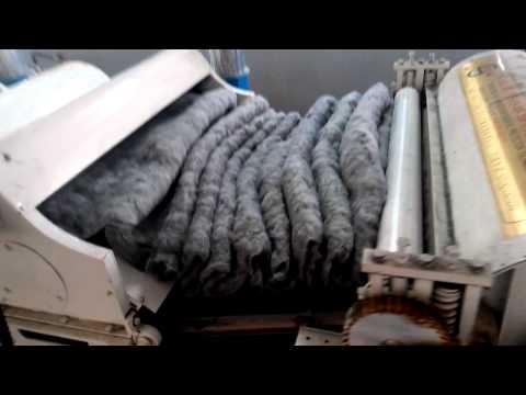 qingdao new shunxing basic textile recycling machinery