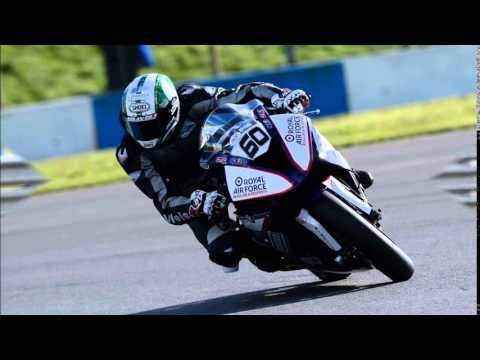 Peter Hickman, british Superbike Rider im rastenschleifer Interview TT IOM 2015