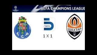 Video Gol Pertandingan FC Porto vs Shakhtar Donetsk