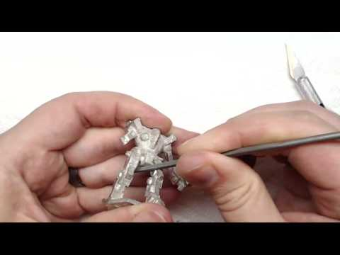 CSO Tutorial Extra: Filing A Miniature In Real Time