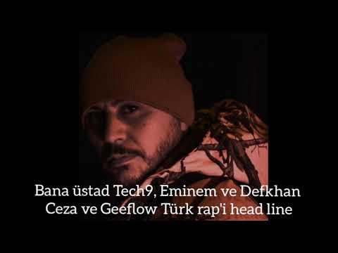 Geeflow - Kirli Sokaklar feat. Defkhan & Crak & Albatros (Official HD Video 2013)