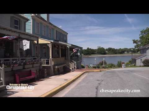 Chesapeake City MD Show #1 - Intro with Mayor Dean Geracimos