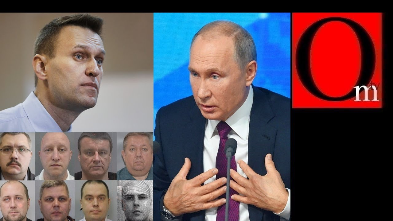 Дело раскрыто! С ведома Путина Навального травили более трех лет
