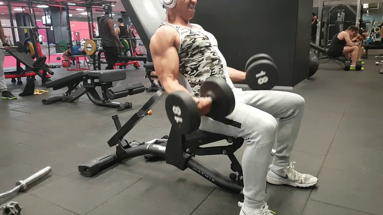 Arm Day: Biceps