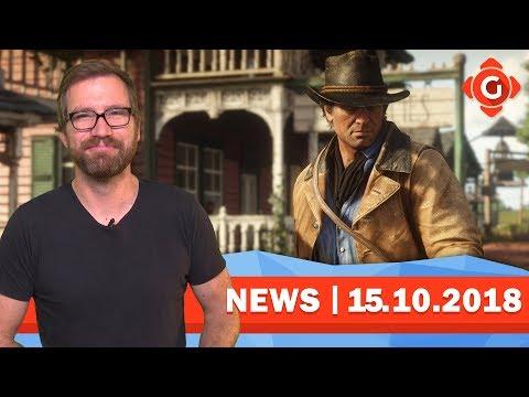 Red Dead Redemption 2: So lange ist es! PlayStation 4: Vorsicht vor Nachrichten! | GW-NEWS
