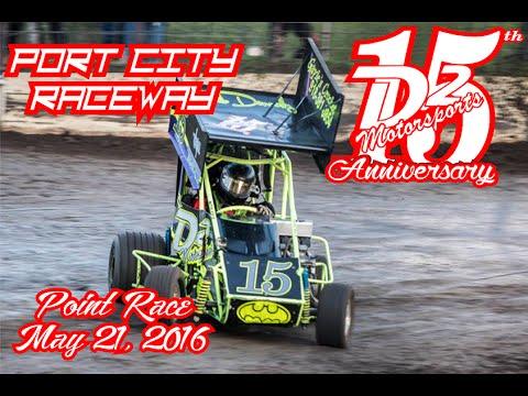 D2 Motorsports - Port City Raceway - Points Race