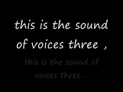 One Voice - The Wailin' Jennys [lyrics]