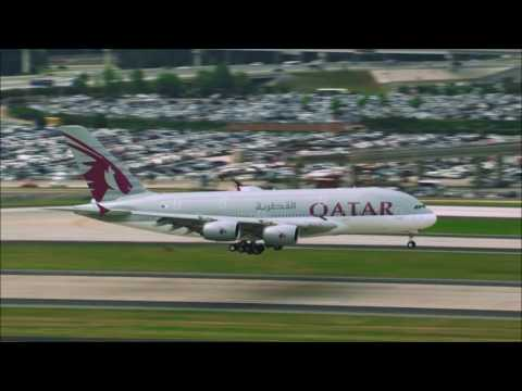 Qatar Airways / BBC Countdown Mix