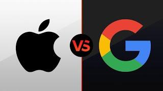 Why Apple hates Google