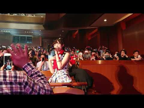 TOYOTA presents AKB48チーム8 全国ツアー 〜47の素敵な街へ〜   大分県公演  夜 本田仁美カメラ