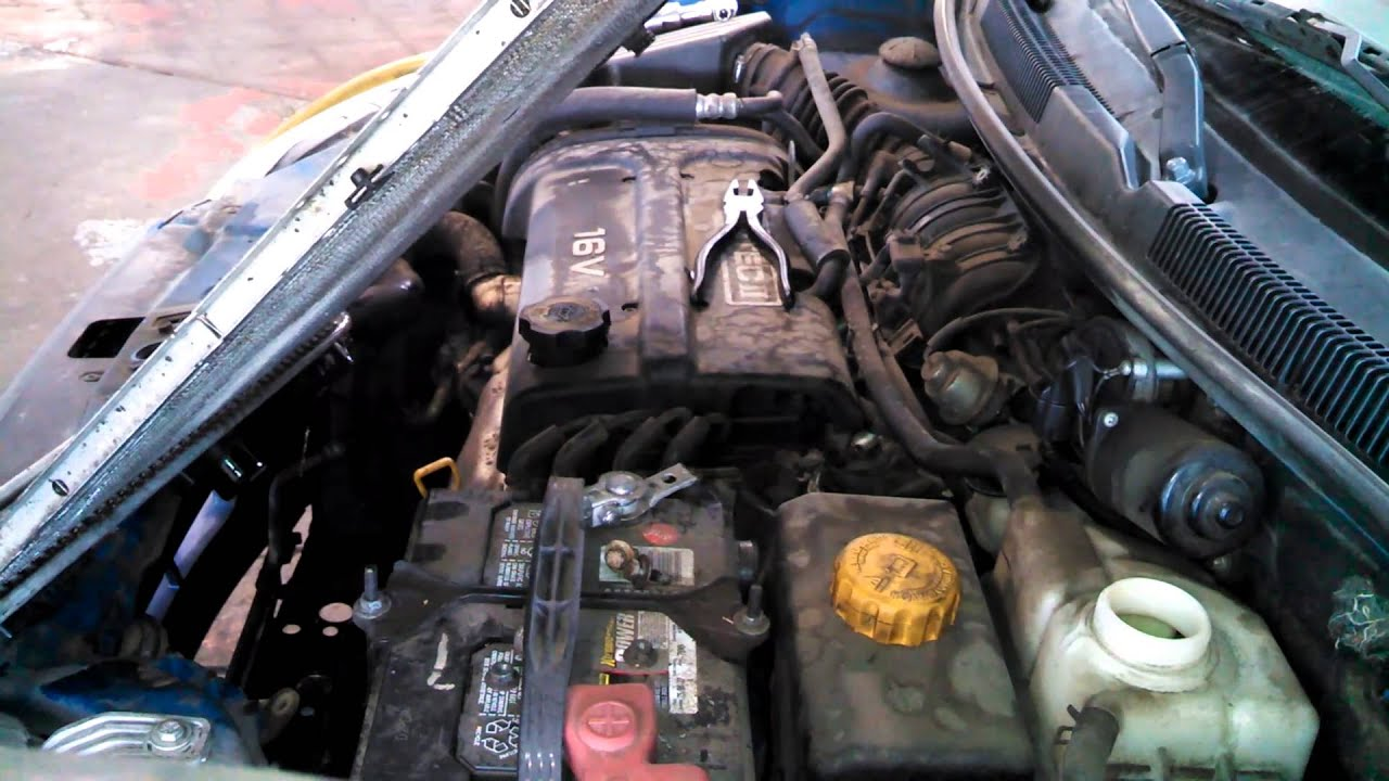 Radiator Replacement Chevrolet Aveo 2007 Install Remove
