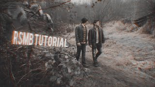 Smooth RSMB Tutorial | After Effects