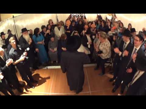 Rabbi Michel Twerski Wedding Dance