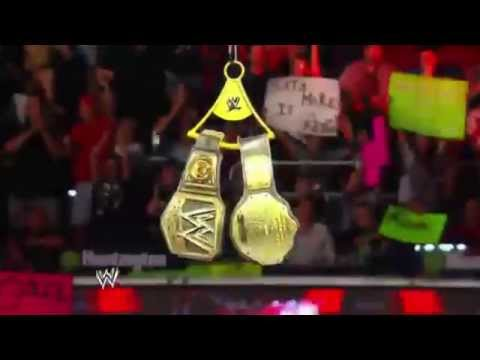 "WWE Money in the Bank 2014 Promo Theme Song - ""Champion"" - [SmackDown 6/27/14]"