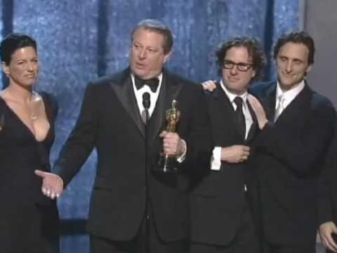 """An Inconvenient Truth"" wins the Documentary Feature Oscar®"