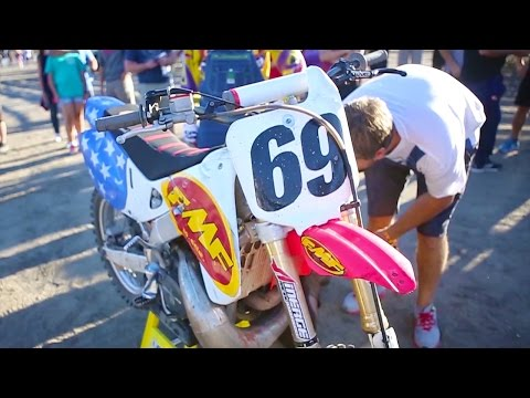 Behind Bars | Ronnie Mac's 1998 Honda CR250 | TransWorld Motocross