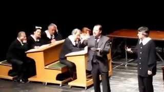 Ne Dersin Azizim , Aziz Nesin - İstanbul Devlet Tiyatrosu  Uyarlayan: Yücel Erten