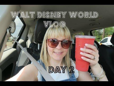 Walt Disney World & Florida Vlog | April 2017 | Day 3
