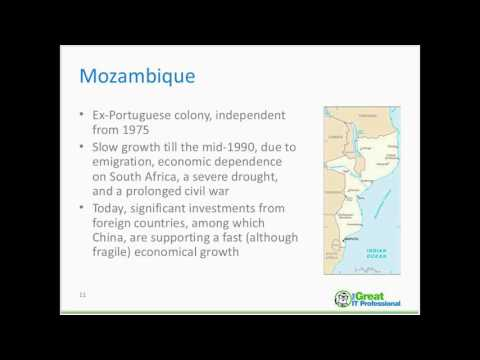 Developing the System Interoperability Plan for the eGovernment Systems of Mozambique