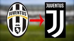 3 Vereine - die ihr Logo komplett verändert haben !