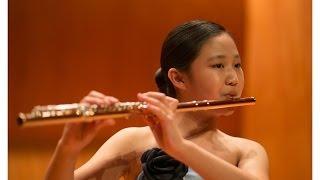 Philippe Gaubert - Nocturne et Allegro Scherzando for Flute and Piano (Han yeojin)