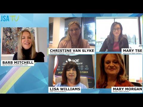 Spotlight on Women in Tech: Evolution of Tech and Telecom; JSA Virtual Roundtable 2019