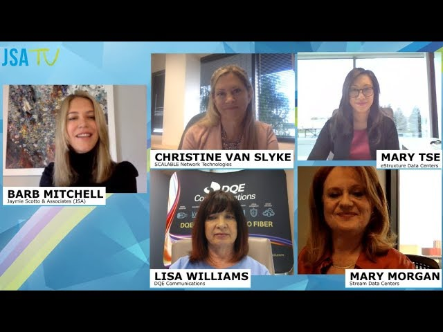 JSA Virtual CEO Roundtable 2019: Spotlight on Women in Tech: Evolution of Tech and Telecom