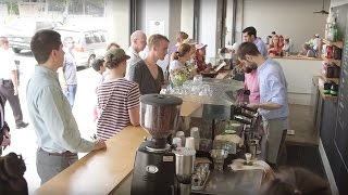 Creating a One-of-a-Kind Coffee Shop