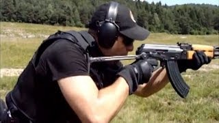 Tactical Shooting Drills - AK47
