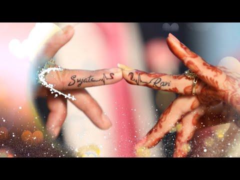 Wedding Invitation | Theme 2 | Ravi Weds Sujata | Tushar Photography |