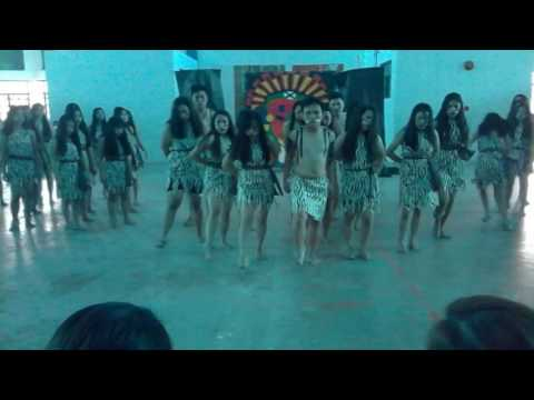 The Congo by BSE-English 2B (University of Caloocan City Batch 2016)