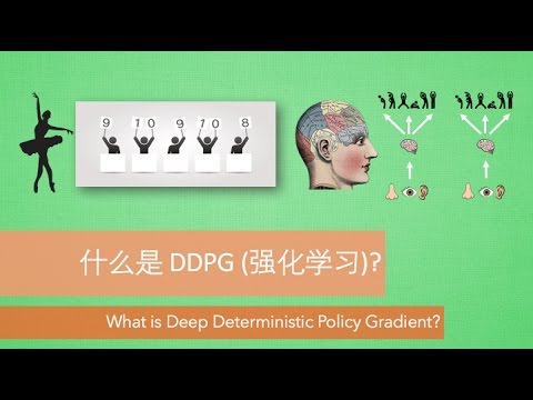 什么是 Deep Deterministic Policy Gradient (DDPG) (Reinforcement Learning 强化学习)