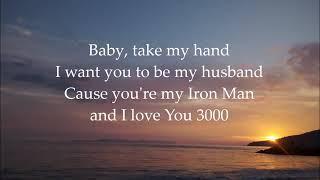 Stephanie Poetri - I Love You 3000 (Lirik)