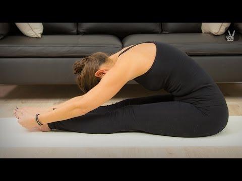 Balance At Work: Entspannung und Stretching am Abend!