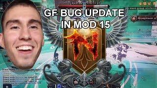 GF Bug Updates - Mod 15 - Neverwinter 2019