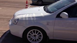 Сумасшедшая Chevrolet Lacetti ( Шевроле Лачетти ) Drag Racing ( драг рейсинг )