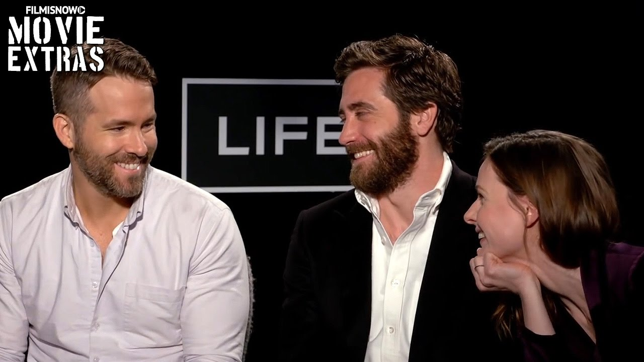 life q a with ryan reynolds rebecca ferguson and jake gyllenhaal youtube. Black Bedroom Furniture Sets. Home Design Ideas