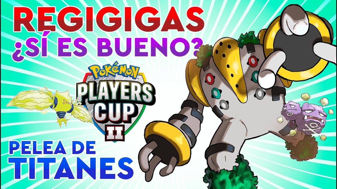 ¿¡REGIGIGAS SÍ ES BUENO!? - Análisis de la final Players Cup 2