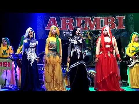 BISMILAH DO'A PENGANTIN ARIMBI LIVE BOTORECO-KUNDURAN 2018