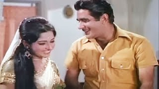 Moushumi Chatterjee catch the couple | Ghulam Begum Badshah | Romantic Scene 13/20